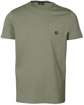 Brunotti Axle t-shirt Heren Groen