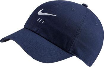 Nike FFF cap Heren Blauw