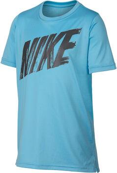 Nike Dry shirt Heren Blauw