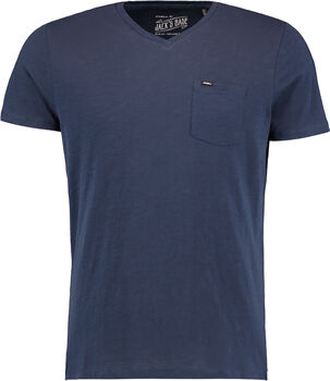 O'Neill Jacks Base V-Neck shirt Heren Blauw
