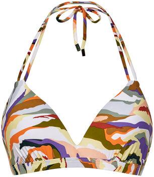 Beach Life Luna foam & wired bikinitop Dames Multicolor