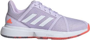 adidas CourtJam Bounce tennisschoenen Dames Oranje