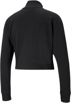 Rebel Half-Zip Crew T0-shirt