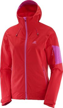 Salomon Ranger softshell Dames Oranje
