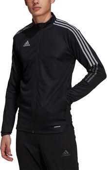 adidas Tiro Reflecterend Trainingsjack Heren Zwart