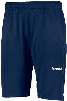 Hummel Team training short Heren Blauw