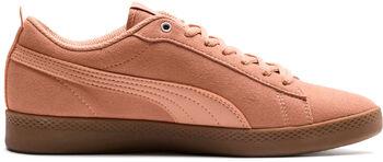 Puma Smash V2 sneakers Dames Rood