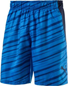 Puma Active training reps short  Heren Blauw