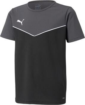 Puma Individualrise kids t-shirt Jongens Zwart