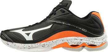 Mizuno Wave Lightning Z6 volleybalschoenen Heren Zwart
