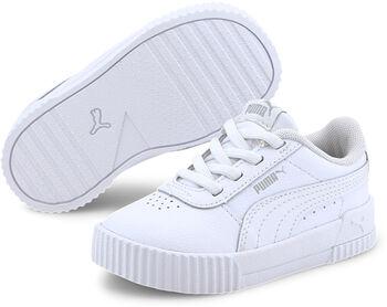 Puma Carina Lift kids sneakers Jongens Wit