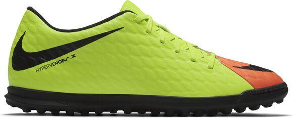 HypervenomX Phade III Turf voetbalschoenen