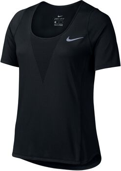 Nike Zonal Relay Cooling shirt Dames Zwart