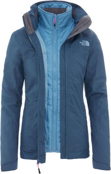 The North Face Arashi Triclimate jack Dames Blauw