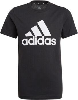 adidas Essentials T-shirt Jongens Zwart