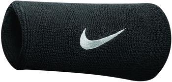 Nike Swoosh Doublewide polsbandje Zwart