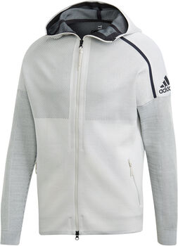 ADIDAS Z.N.E. hoodie Heren Wit