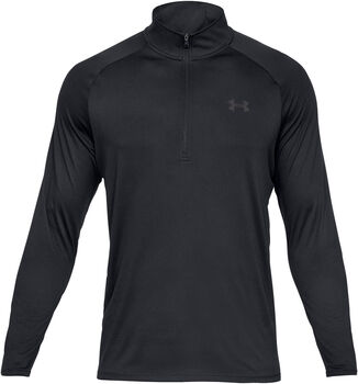 Under Armour Tech 1/2 Zip longsleeve Heren