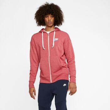 Nike Hoodie voor heren Rood