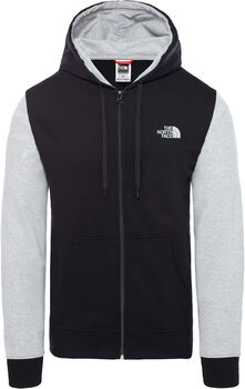 The North Face Extent II Logo hoodie Heren Zwart