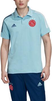 adidas Ajax polo 2020/2021 Heren Zwart