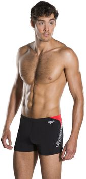 Speedo End Boom Splice aquashort Heren Zwart