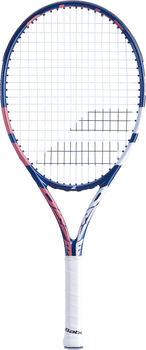 Babolat Drive 25 Strung kids tennisracket Meisjes Blauw