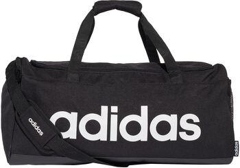adidas Linear Duffel tas Zwart