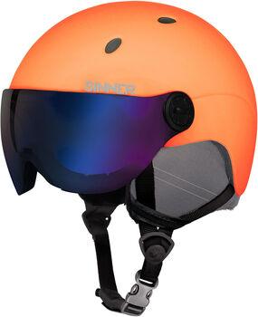 Sinner Titan Visor skihelm Heren Oranje
