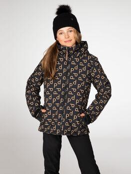 Protest Candy kids ski-jas Meisjes Zwart