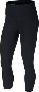 Nike Sculpt Hyper Crop tight Dames Zwart