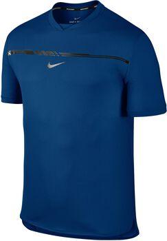 Nike Court AeroReact Rafa Challenger shirt Heren Blauw