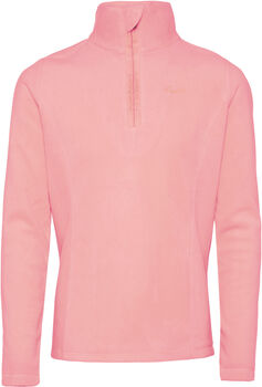 Protest Muty 1/4 Zip sweater Meisjes Roze