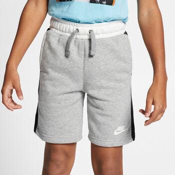 Nike Air short Jongens Grijs