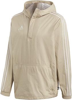 Adidas Tango Windbreaker jack Heren Blauw