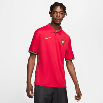 Nike Portugal 2020 Stadion Thuisshirt Heren Rood