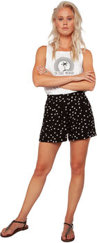 Protest Tropez short Dames Zwart