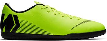 Nike VaporX 12 Club IN zaalvoetbalschoenen Heren Geel