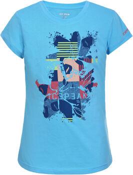 Icepeak Kaub kids t-shirt Meisjes Blauw