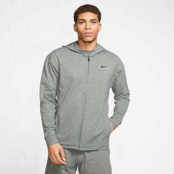 Nike Dry hoodie Heren Groen