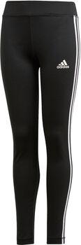 adidas Training Equipment 3-Stripes tight Meisjes Zwart