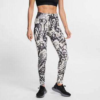 Nike Fast 7/8 tight Dames Zwart