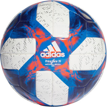 adidas Tricolore minibal Heren Wit