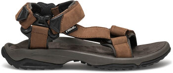 Teva Terra FI Lite Leather sandaal Heren Bruin