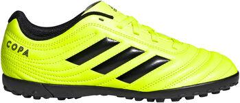 adidas Copa 19.4 TF voetbalschoenen Geel