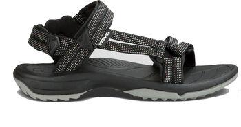 Teva Terra Fi Lite sandalen Dames Zwart