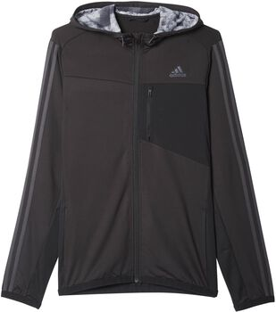 Adidas Cool 365 hoodie Heren Zwart