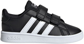 adidas Grand Court sneakers Zwart