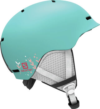 Salomon Grom skihelm Heren Blauw