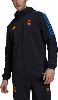 adidas Real Madrid Tiro presentatiejas 21/22 Heren Zwart